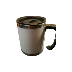 Plastic Plain Coffee Mug