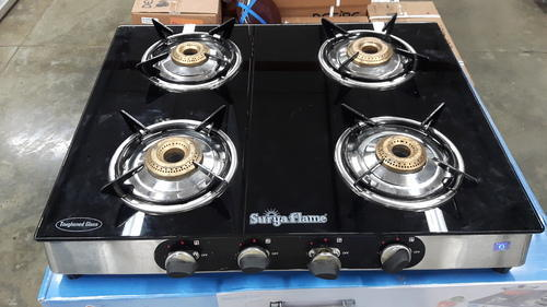 Stuffa Surya Sunflame Gl Top 4 Burner, Rs 2800 /piece, Kaizad ... on