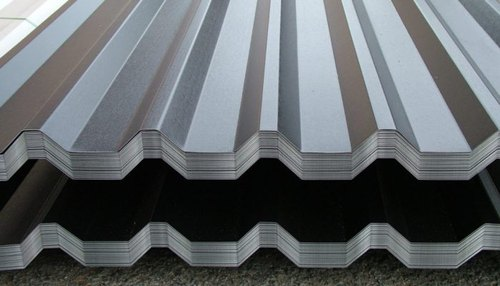 Aluminium Roofing Sheets, Thickness Of Sheet: 0.60 mm