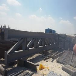 Steel Truss Fabrication