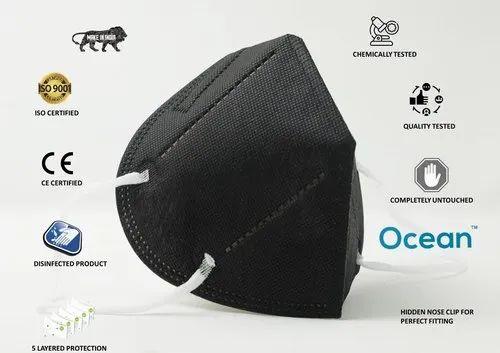 Ocean Inside Nosepin N95 5 Layer Mask