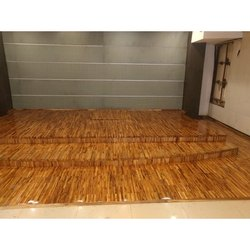 Indoor Wooden Flooring Services