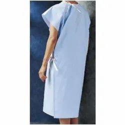 Blue Hospital Maternity Uniforms, Size: 42