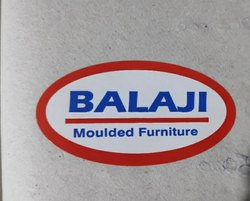 Plastic Molded Furniture Labels nu