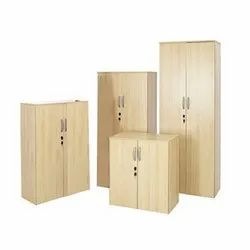 Polished Wooden Office Storage