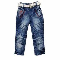 Party Wear Boys Kids Denim Jeans