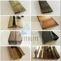 Sterlite Decor SS T Profile
