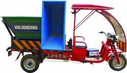 Garbage E Rickshaw