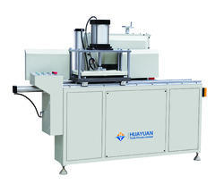 Heavy Duty Auto End Milling Machine