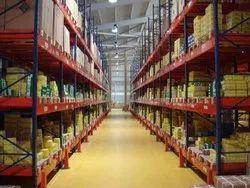 Pallet Storage Rack System