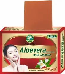 Aloevera with Jasmine Cleansing Bar