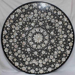 Mother of Pearl Inlay Table Top