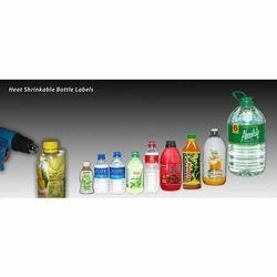 Multicolor Heat Shrinkable Labels
