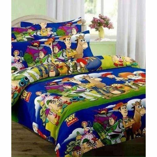 Kids Print Comforter Micro Kids Print Comforter