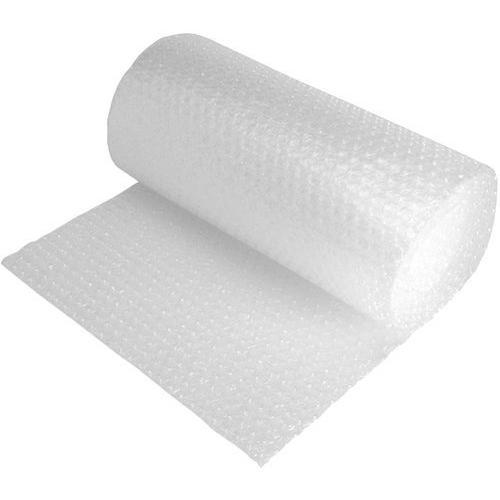White Bubble Wrap Roll