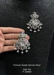 Whittle Ganesha Earrings