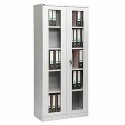Grey Swing Door Cupboard