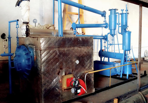 100 KG Pyrolysis Plant | Innova Engineering Fabrication