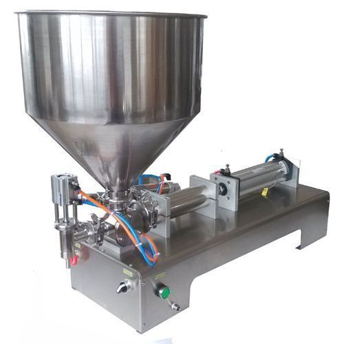 Single Head Filler Machine at Rs 510000/unit | Pouch Filling Machine | ID:  4598448888