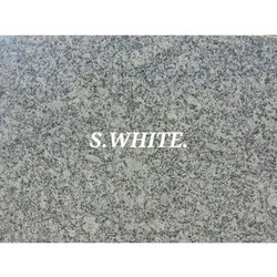 Matty Block S White Granite, for Wall Tile, Thickness: 15-20 mm