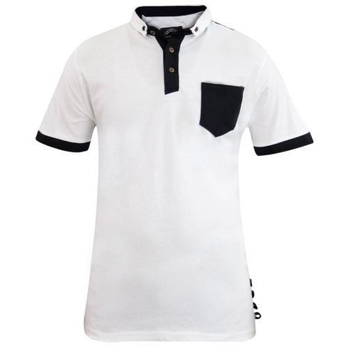 aa8af9af Half Sleeve Large Mens Band Collar T Shirt, Rs 210 /piece | ID ...