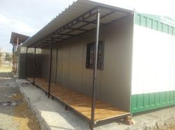 Prefabricated Site Offices