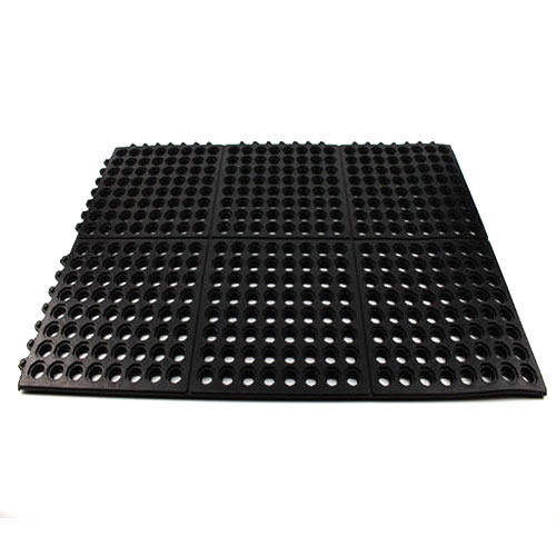 Rubber Floor Mat >> Black Rubber Floor Mat Thickness 20 50 Mm Rs 45 Kilogram Id