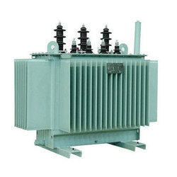 Three Phase 1200-1500VA Oil Cooled Power Distribution Transformer