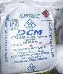 DCM Bleaching Powder, 25 Kg HDPE Bag, Packaging Type: Bag