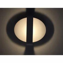 Cool White LED 7 Watt Indirect Wall Light