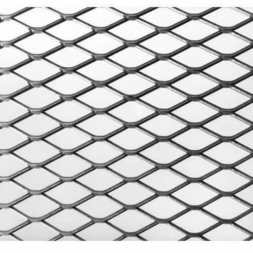 Aluminium Expanded Metal Mesh at Rs 210 /kilogram | Expanded ...