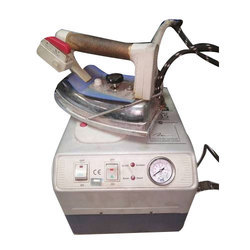 Automatic Industrial Steam Iron