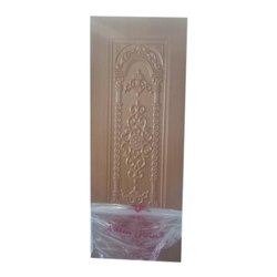 Standard Wooden 3D Carved Door, Size/Dimension: 6.75 Inch