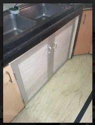 Aluminium Kitchen Door