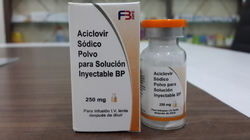 Aciclovir Sodium Injection 250mg