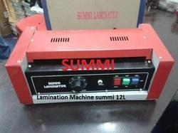 Model  Summi - 12 Lamination Machine