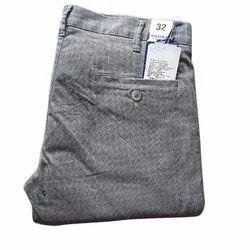 Cotton Regular Fit Mens Plain Formal Trouser, Size: 30 - 40, Machine wash