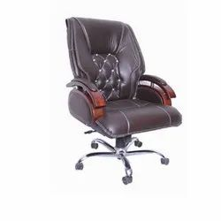 Leather REVOLVING OFFICE CHAIR