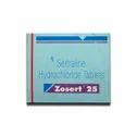 Sertraline Hydrochloride 25 Mg Tablets