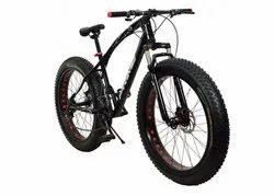 Black Prime Fat Bike