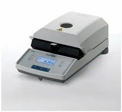 Mettler Infrared Moisture Balances