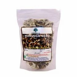 Dried Black High Quality Moringa Oleifera Seed, For 6-8 Seeds Per Day, Packaging Size: 180 Nos / Pack