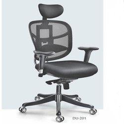 SPS-201 High Back Mesh Revolving Chair