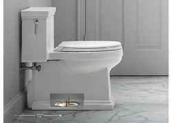 Floor Mounts Types of Toilets