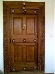 Sagwan Wooden Designer Doors