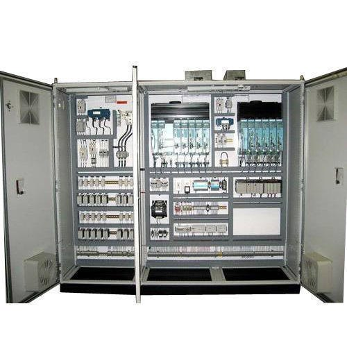 Mild Steel Three Phase VFD Control Panel