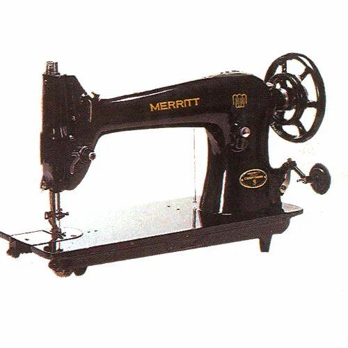 Merritt Manual Leather Stitching Sewing Machine Model 40K40 Rs Beauteous Merritt Sewing Machine Price