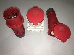 32 Amp 5 Pin Plug And Socket