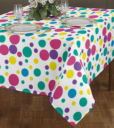 Printed Cotton Table Cover