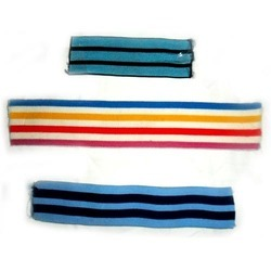 Striped Elastic Tape